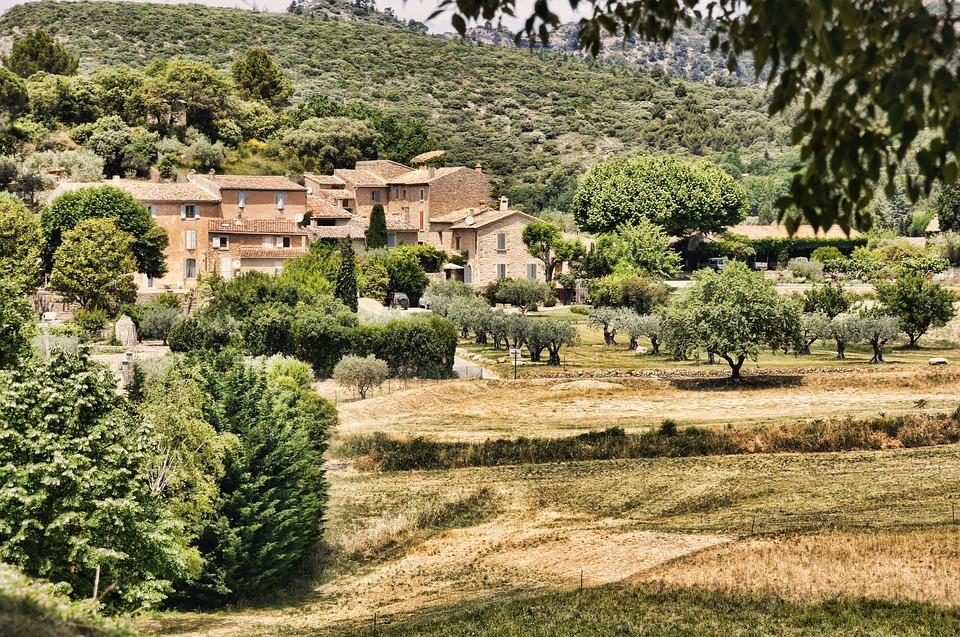 village provençal, cadolive, serge perottino