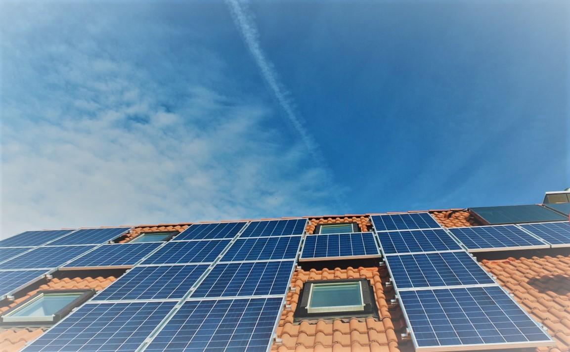 OBDclick : panneaux solaires