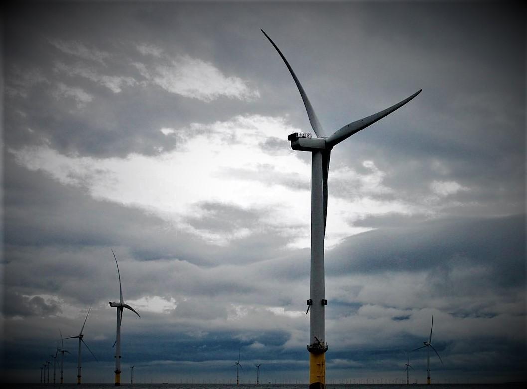 L'éolien, secteur d'activités de Vincent Martet