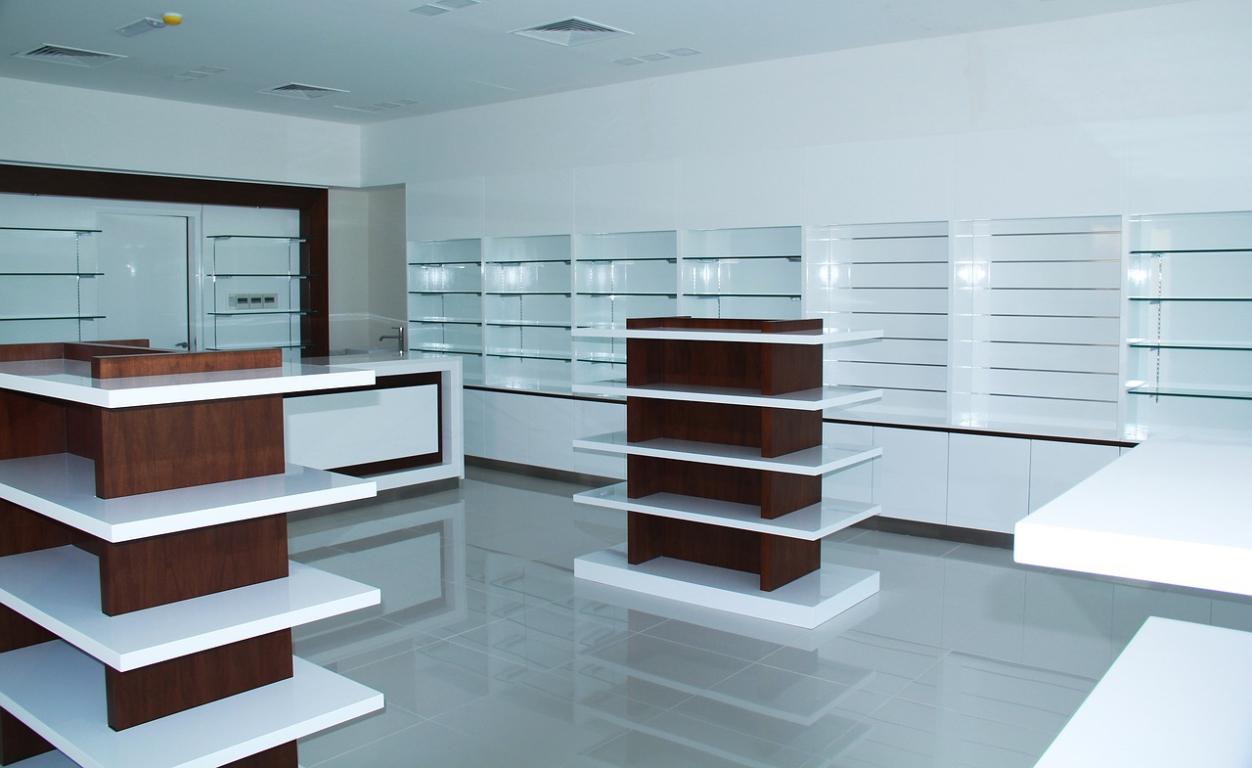 agencement pharmacie