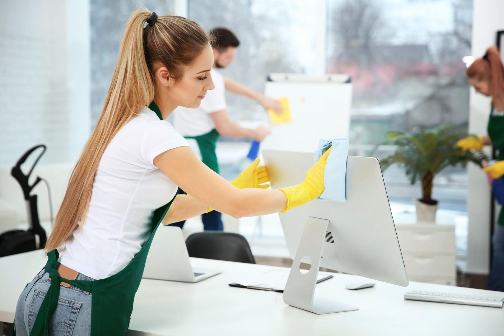 entreprise de nettoyage à Onex