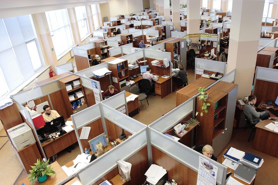 déménagement professionnel des employés