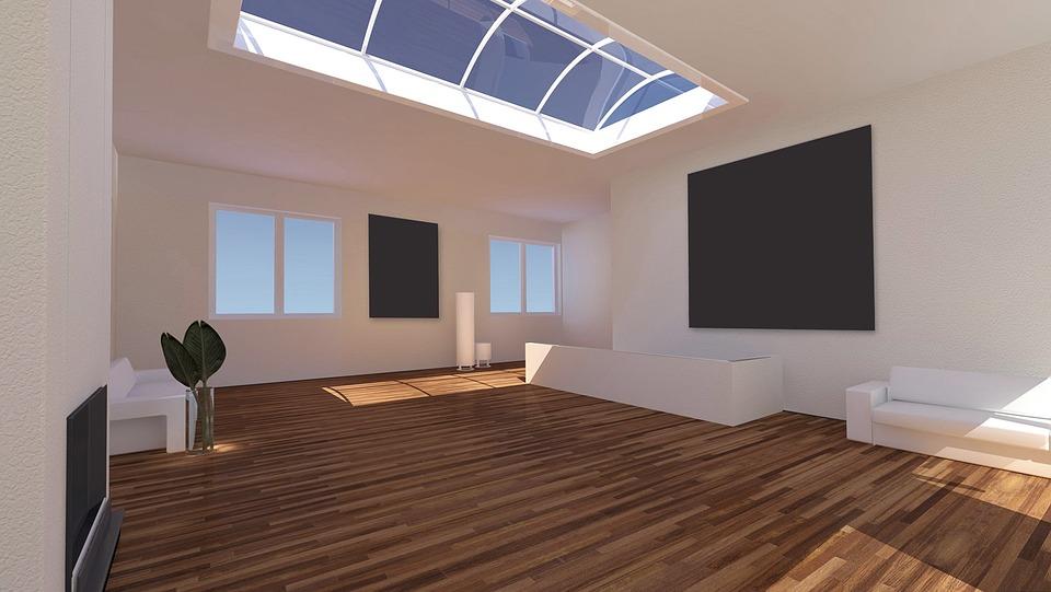 Visite virtuelle dans l'immobilier
