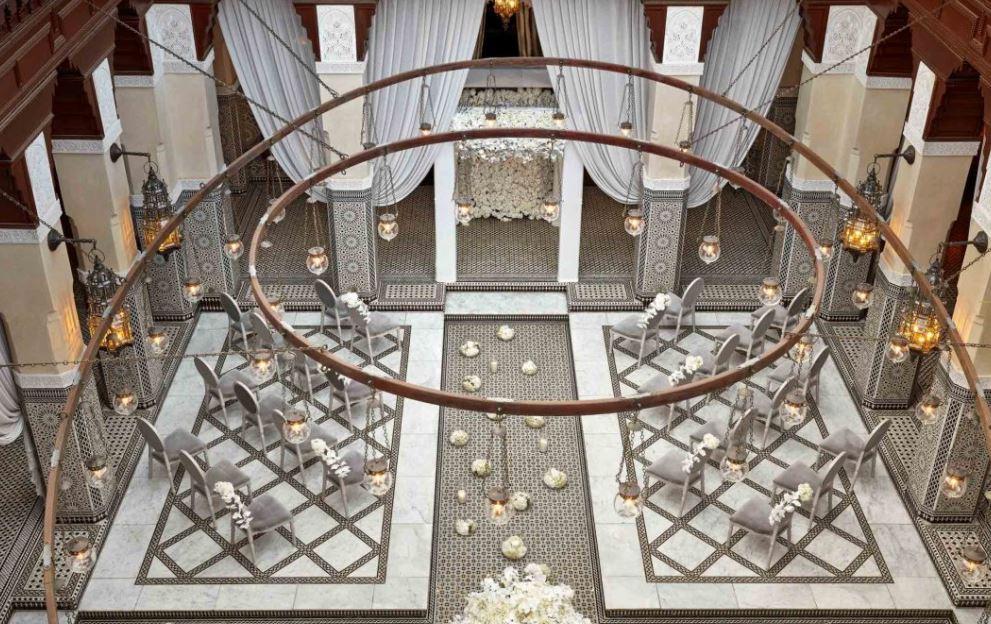 Hôtel luxe à Marrakech