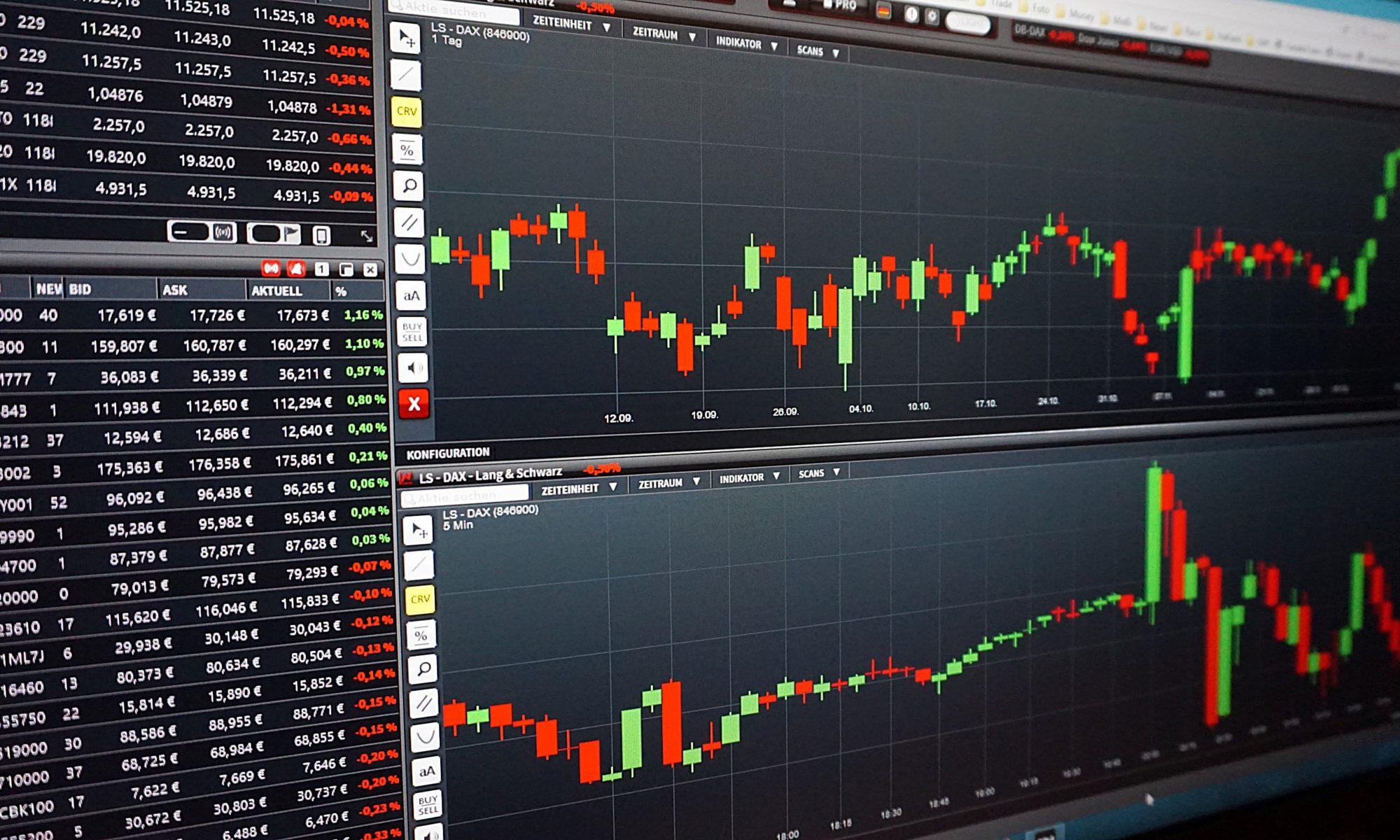 Moyenne mobile en trading